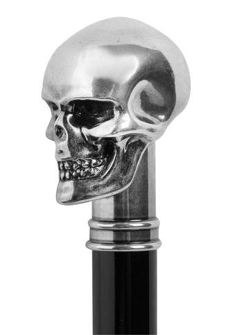 Alexander McQueen Skull Handle Cane