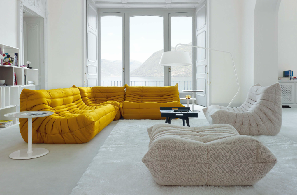 remform blog archive ligne roset togo sofa. Black Bedroom Furniture Sets. Home Design Ideas