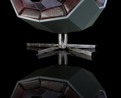 The Villain Chair by SUCK UK