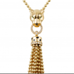 Panthère Gold Necklace by Cartier